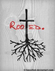 Rooted Tree Cross by hassified