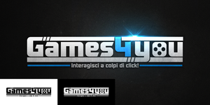 Logotype - Games4you by Awery