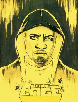 Luke Cage by jasonbaroody