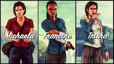 fem ! GTA V by AnastaciaShepherd