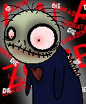Zombie James by ICreateWolf13