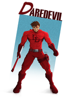 Daredevil by RHOM13