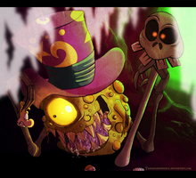 Rayman - Your Trip Ends Here! by Turquoisephoenix