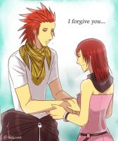 KH : forgiveness by Pinkalala