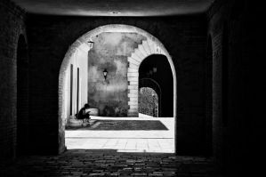 time between the arches by anaumceski