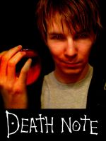 Death Note - Light by Karl-McMuffin