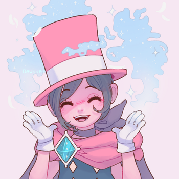 Trucy Wright by Deviiel