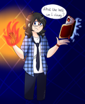 Will is confused by graphite-demon-99