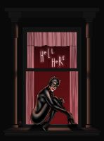 Catwoman by Anastina91