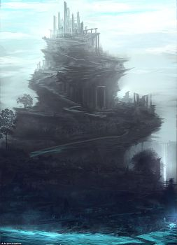 Castle 001 by artificialdesign