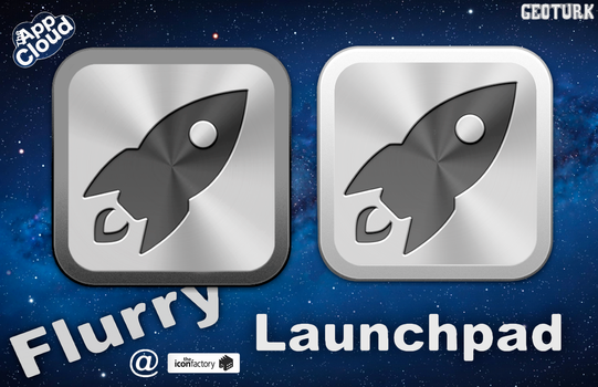 Flurry Launchpad Icon's by geoturk