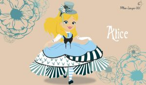 No-Disney Young Princess ~ Alice by miss-lollyx-33