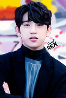 GOT7 Jinyoung 19 by ChronaZero