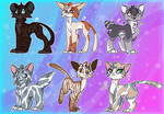 Adopts redrawn (1 OPEN) by hatoCAFE