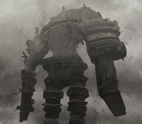 Shadow of the Colossus - Set 2 by ezekdesigns