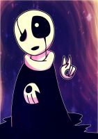le gaster by UnderMised