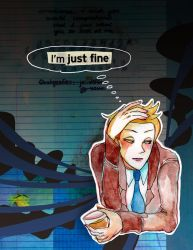 I'm just fine by jknozmo