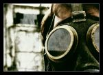 Gas Mask by Taragon