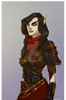 Commission: May'lera Brookrunner by Enife