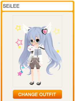 My Last TinierMe Outfit by imposterable