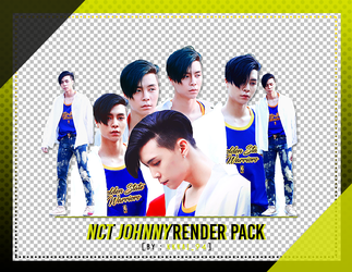 81/NCT Johnny - PNG Render Pack by kkkai