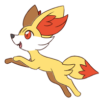 Fennekin by King-Adrian