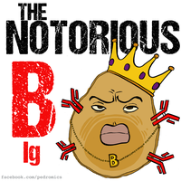 The Notorious B Ig by Velica