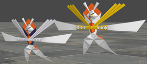 XPS Pokemon Sun and Moon Kartana