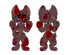 OTA Dapple Doggy Adopt CLOSED by Cyber-Kitty101