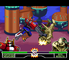 Power Rangers Fighting Edition 2 mockup by Countgate