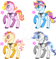 Stallion Batch 6 Adoptables CLOSED by KingPhantasya