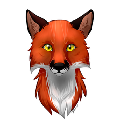 The Fox - Commission by InZanesInsanity