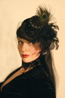 Burlesque Hat 1 by MaryWatkins