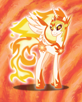 Daybreaker by DeannaPhantom13