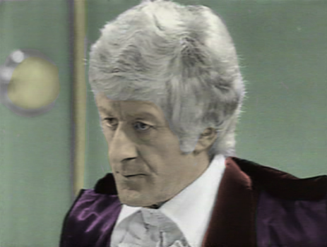 Jon Pertwee Colour by thewhomobile99