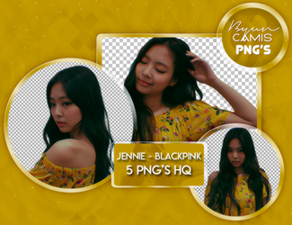 [PNG PACK #81] JENNIE (BLACKPINK) by fairyixing