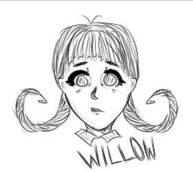 Willow ~Don't Starve~ by AuroraLaurialis