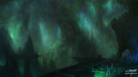 Cavern by Chillay