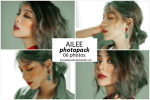 Ailee - photopack #04 by butcherplains