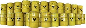 Radioactive Barrels by 0Ebi0