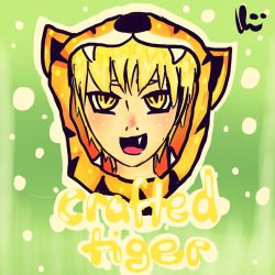 Crafted Tiger by ChiChiSnicker