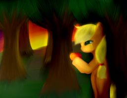 Precious apple by pipomanager-mimmi