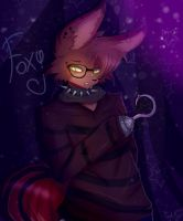 Emo Foxy by TogeticIsa