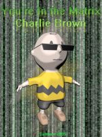 Matrix Charlie Brown by Luigi87