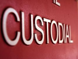 Custodian Sign by funnysneakers42