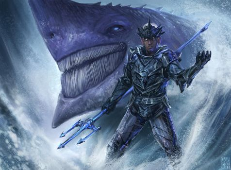 Paedes of the Cobalt Tide by Taylor-payton