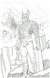 Thor Inks by Mar Omega by MarOmega