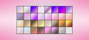 Sweet gradients by abscenced
