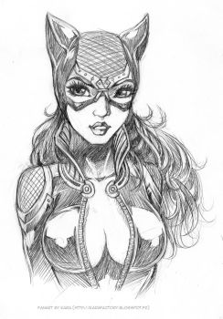 Catwoman75 by Karafactory
