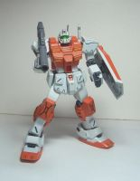 1/144 HGUC RGM-79C GM Powered Front by HDorsettcase